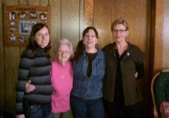 Leesha Blake's Family