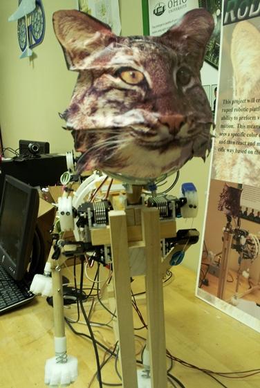 Robotic Bobcat