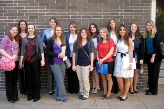 SWE Conference Attendees
