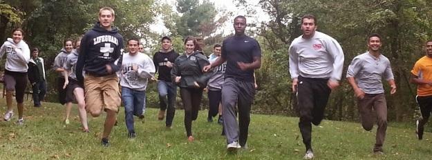 Challenge Course Run
