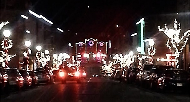 Athens Uptown during Holidays