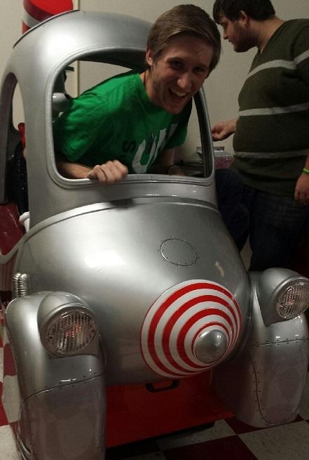 Dr. Seuss's Car