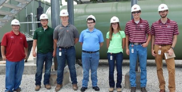 Site Visit: Rockport Compressor Station, Rockport West Virginia.