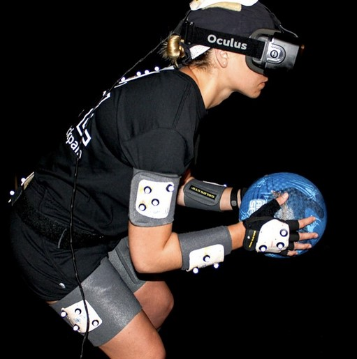 Suited Up for Motion Capture