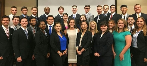 Eastman Chemical Company -- Chemical Engineering Interns Summer 2016