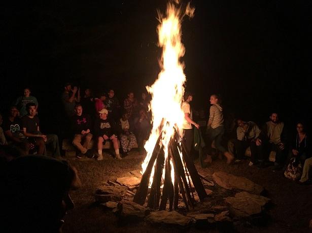 Cru Bonfire