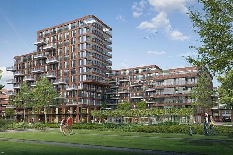 The City Garden, Van Heuven Goedhartlaan, Amstelveen
