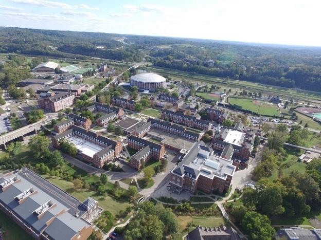 Ohio University West Green