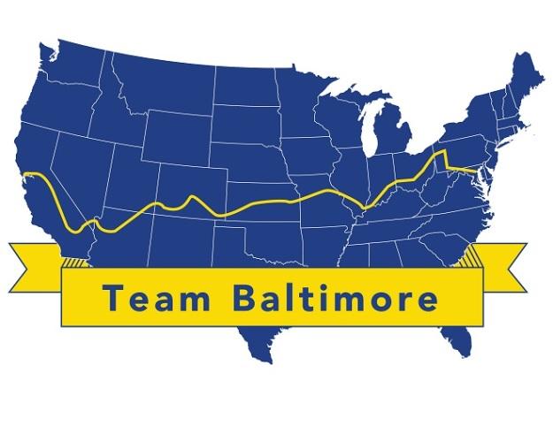 Running 4000 Miles Across America