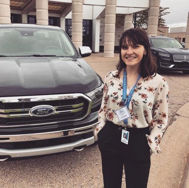 Ford Internship
