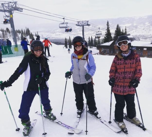 Skiing at Breckenridge